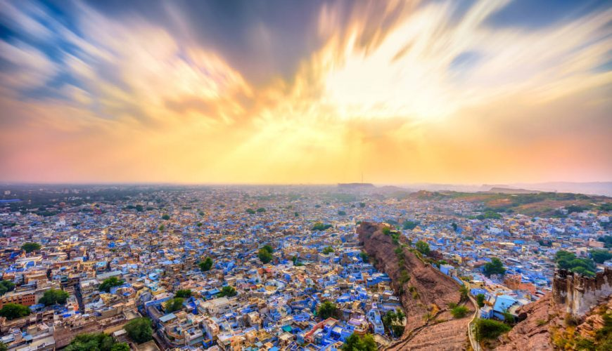 Jaipur, Jodhpur and Udaipur Tour Package