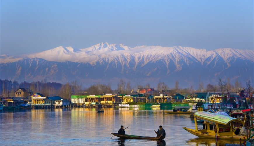 Blissful Kashmir Tour Package - 8 Days and 7 Nights