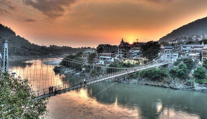 Delhi - Rishikesh 2N + 1N Haridwar