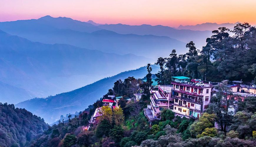 Beautiful Rishikesh Auli and Mussoorie Tour